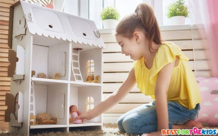 Best Doll Houses for Girls  Your Jolly Companions  in 2018