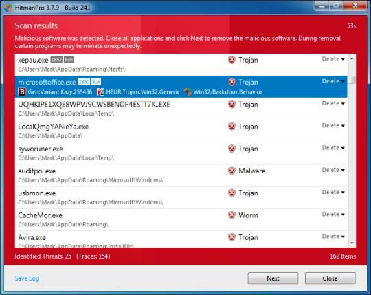 Scanner Best Web Security Application