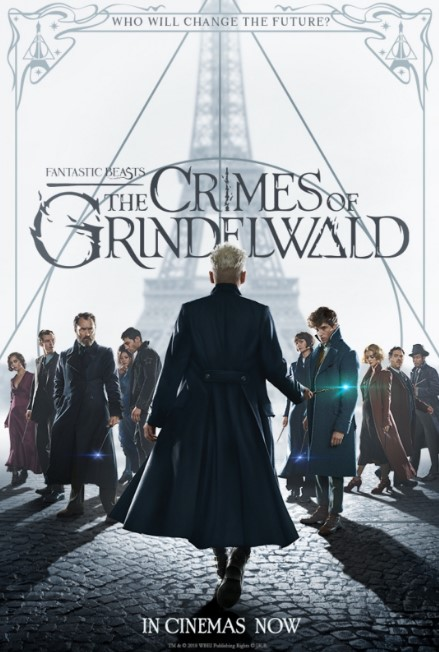 Fantastic Beasts The Crimes of Grindelwald (2018) Poster
