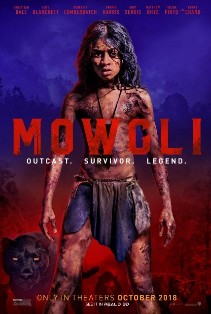 Mowgli Legend of the Jungle Poster