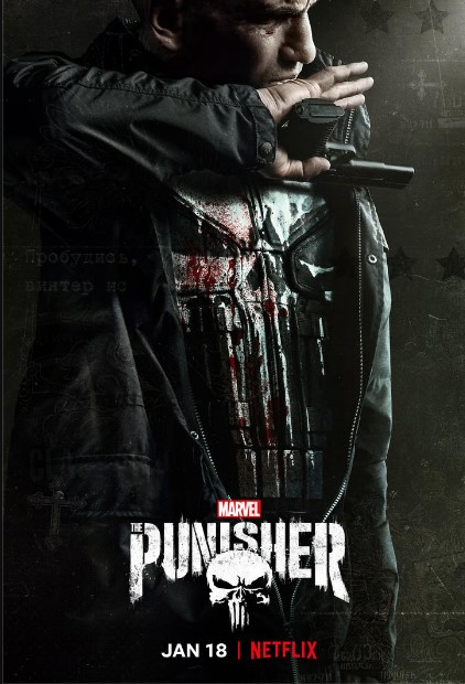 Punisher Season 2 Poster
