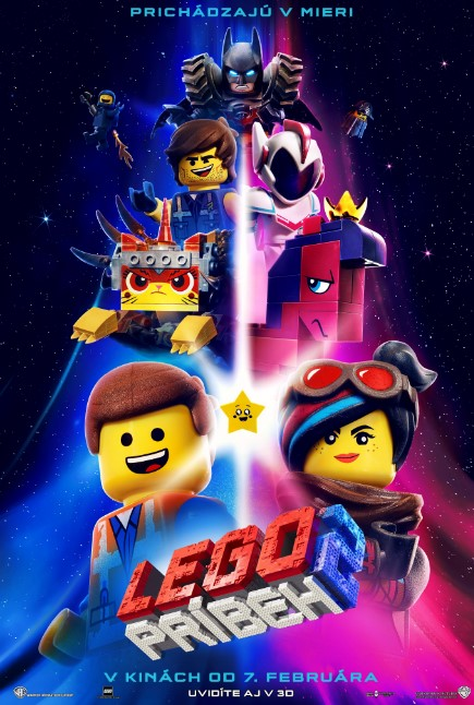 The Lego Movie 2 The Second Part (2019) Poster