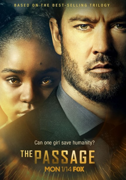 The Passage TV series (2019) Poster