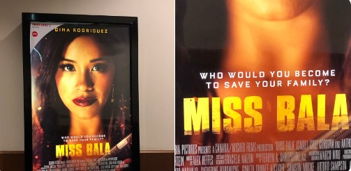 Miss Bala Budget, Box office, Cast, Release Date, Trailer, Story, Poster
