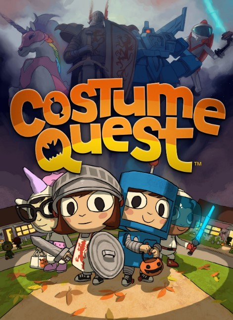 Costume Quest TV Series (2019) Poster