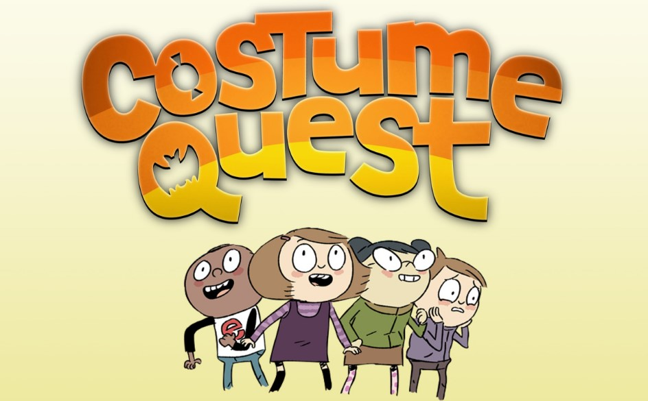 Costume Quest TV Series (2019) Cast, Release Date, Episodes, Poster