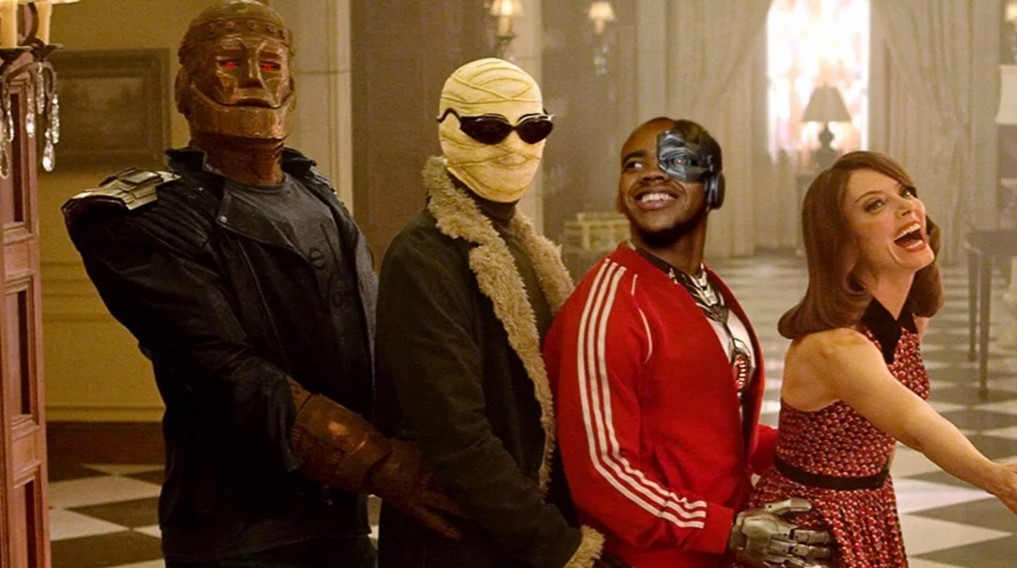 Doom Patrol Tv Series 2019 Cast Release Date Episodes Poster