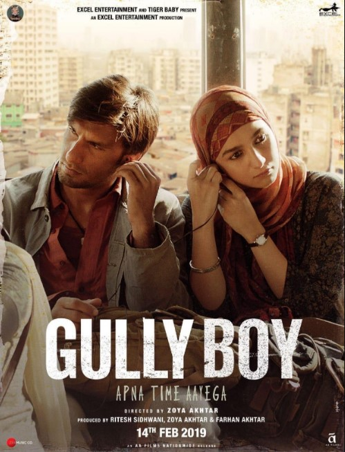 Gully Boy (2019) Poster