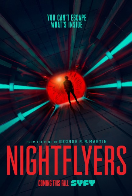 Nightflyers TV Series (2018) Poster