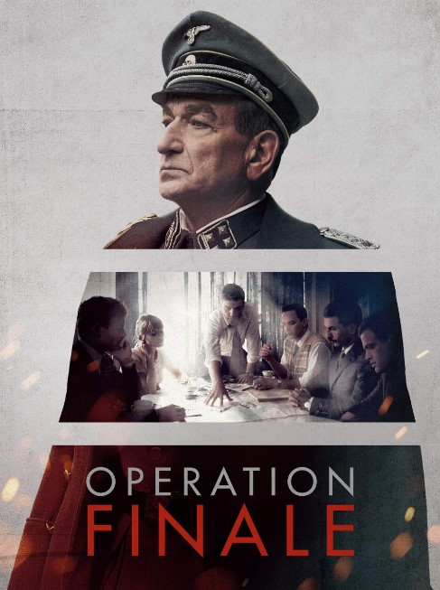 Operation Finale Poster