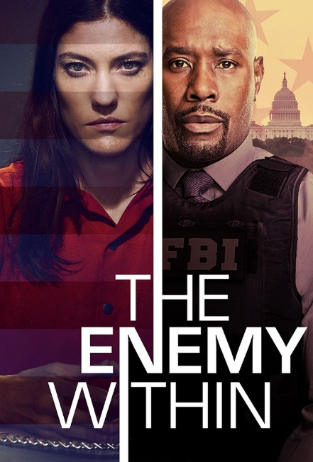 The Enemy Within TV Series (2019)