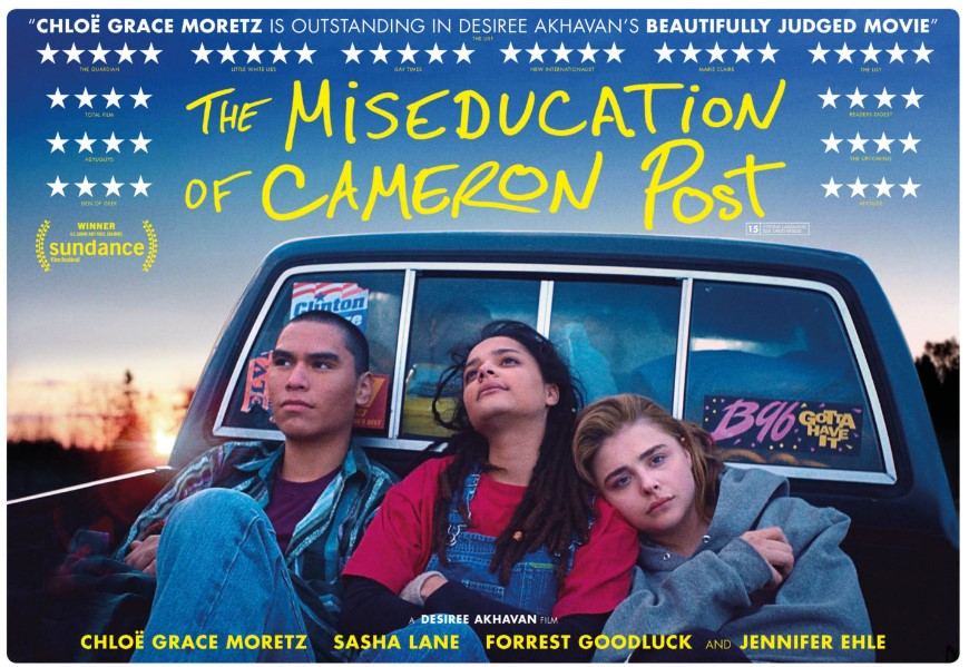 The Miseducation of Cameron Post (2018) Budget, Box office, Cast, Release Date, Plot