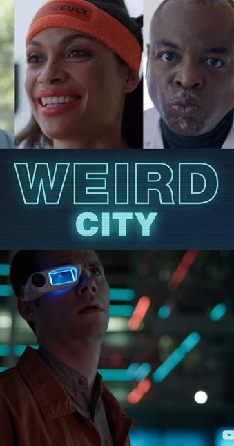 Weird City TV Series (2019) Poster