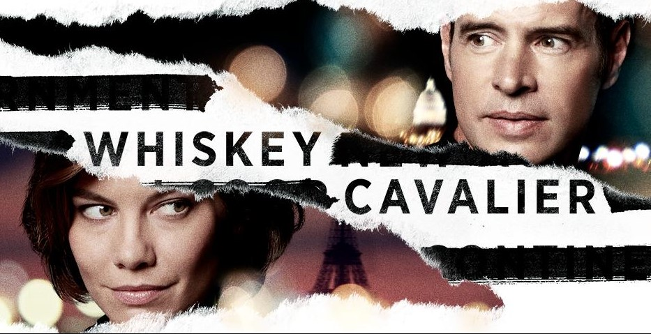 Whiskey Cavalier TV Series (2019) Poster