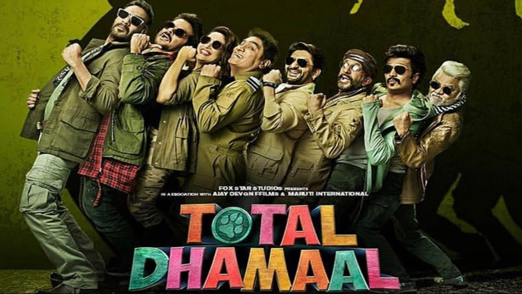 Total Dhamaal (2019) Cast, Release date, Story, Budget, Box office