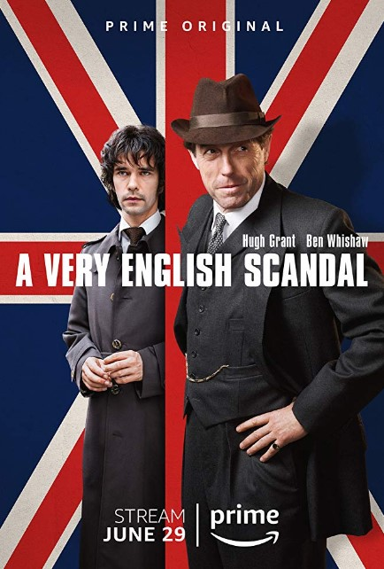 A Very English Scandal TV Series poster