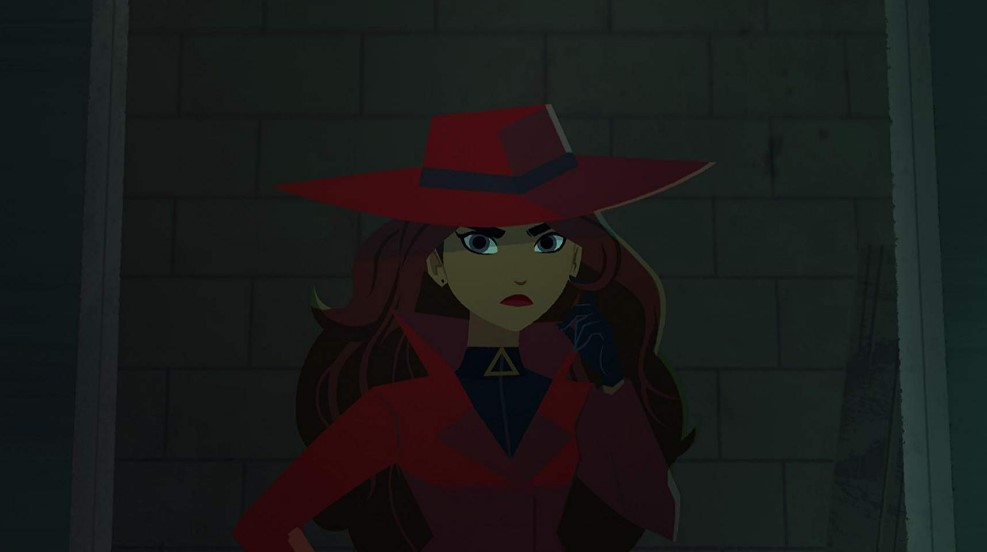 Carmen Sandiego TV Series (2019) Cast, Release Date, Episodes, Plot
