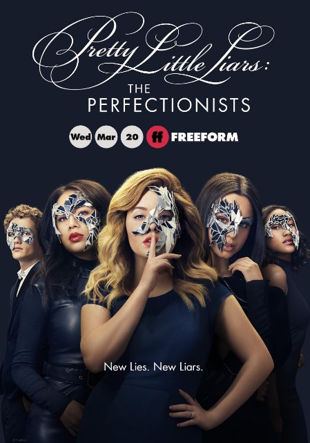 Pretty Little Liars: The Perfectionists TV Series (2019) Poster