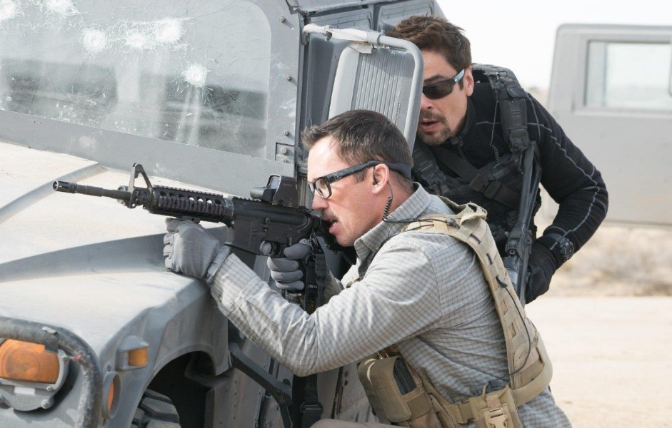 Sicario: Day of the Soldado Scenes