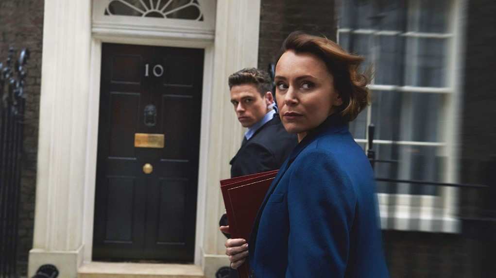 The Bodyguard TV Series (2018)