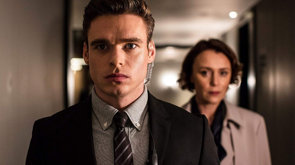 The Bodyguard UK TV Series Scenes