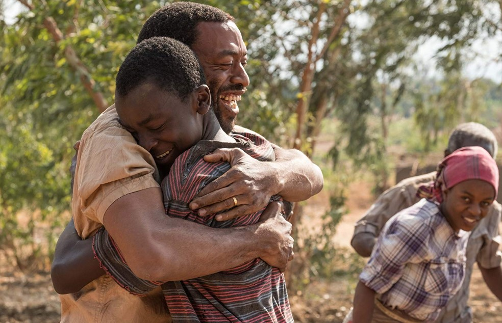 The Boy Who Harnessed the Wind (2019) scenes