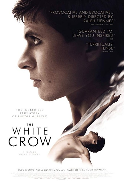 The White Crow (2019) poster
