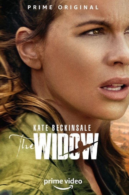 The Widow Season 1 TV Series poster
