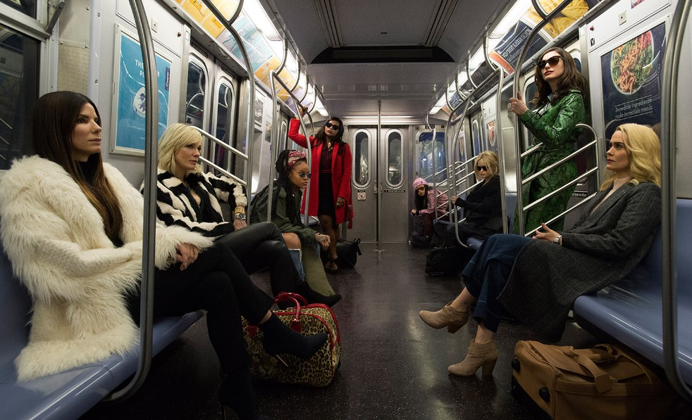 Ocean's 8 Movie Cast, Release date, Plot, Budget, Box office