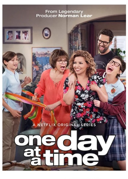 one day at a time season 3 poster