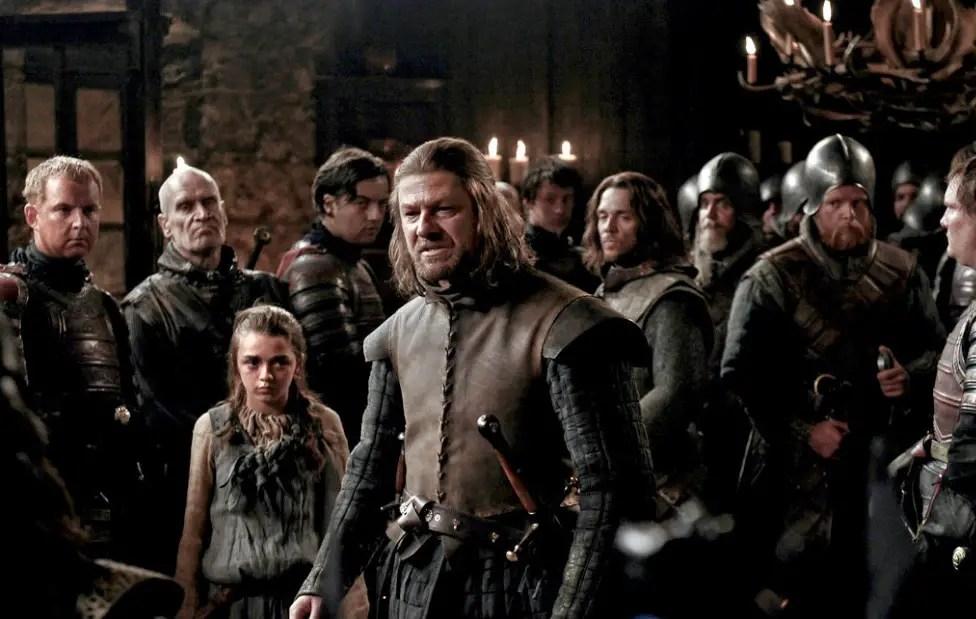 Game of thrones season 1 episode one summary