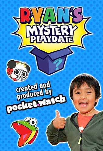 Ryan's Mystery Playdate TV Series (2019) Poster
