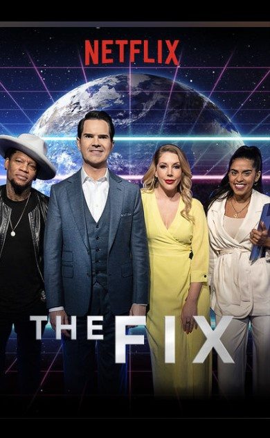 The Fix Season 1 Poster