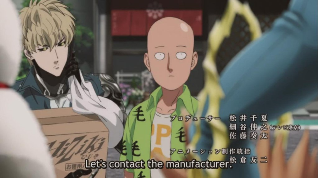 One Punch Man Season 2 | Cast, Episodes | And Everything You Need to