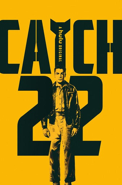 Catch-22 TV Series (2019) Poster