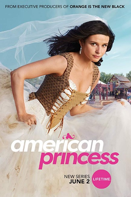 American Princess TV Series (2019) Poster