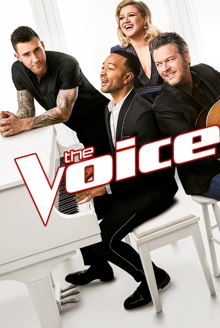 The Voice Season 16 Poster