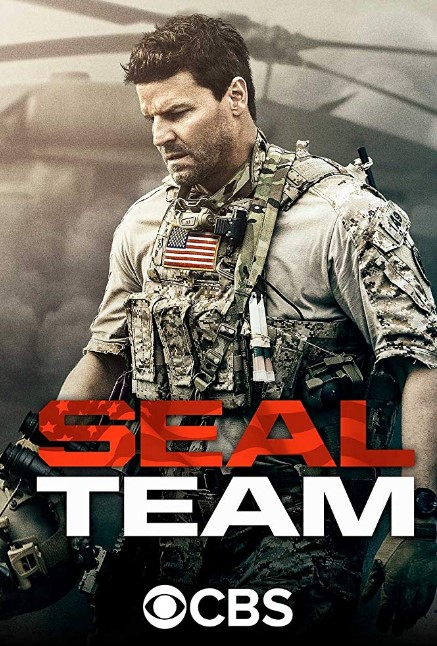 SEAL Team Season 2 Poster