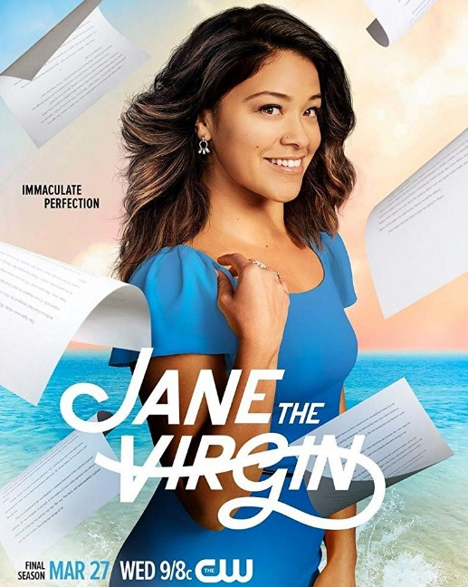 Jane the Virgin Season 5 Poster