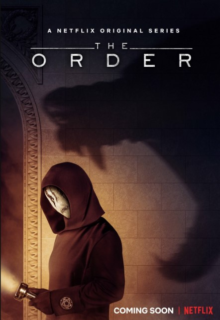 The order season 2 Poster