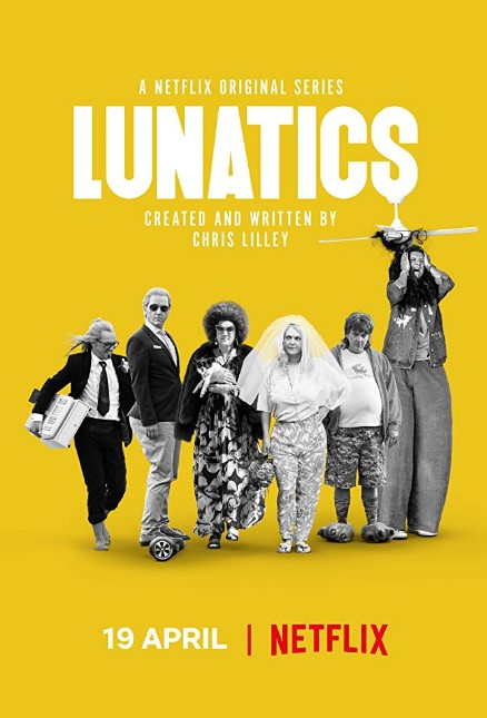Lunatics TV Series (2019) Poster