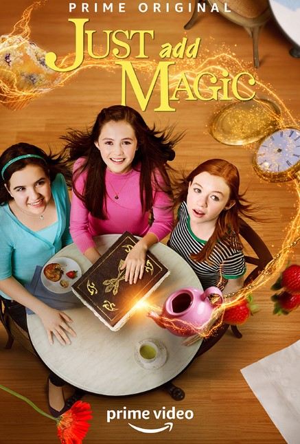 Just Add Magic Season 4 Poster