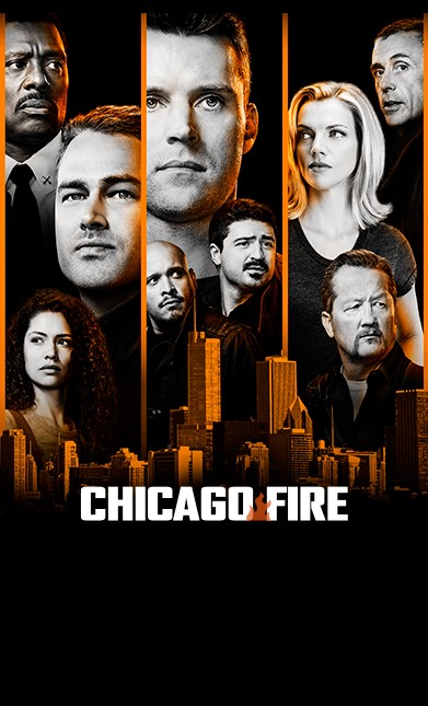 Chicago Fire Season 7 Poster
