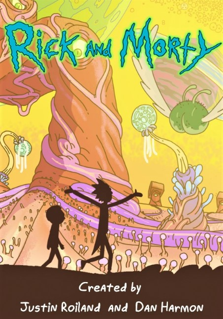 Rick and Morty season 4 Poster