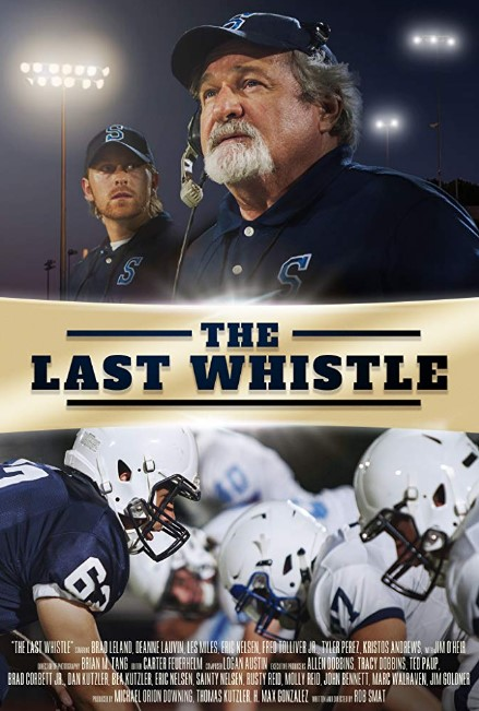The Last Whistle (2019) Poster