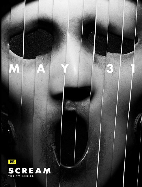 Scream Season 3 Poster