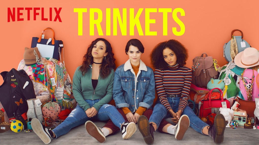 Trinkets TV Series (2019) Poster