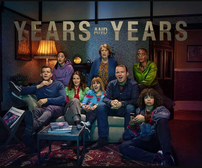 Years and Years TV Series (2019) Poster