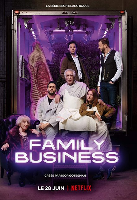 Family Business TV Series (2019) Poster
