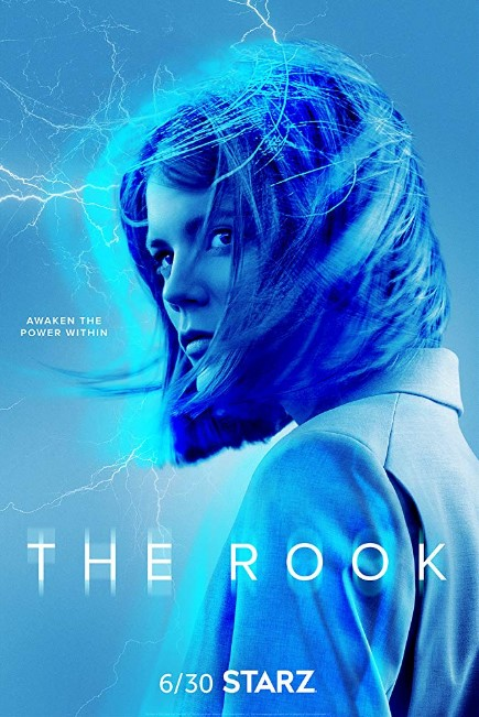 The Rook TV Series (2019) Poster